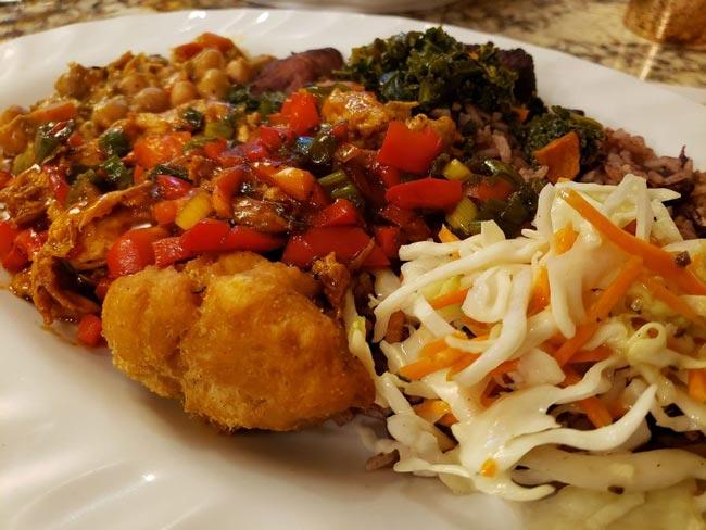 Dubplate Kitchen Jamaican Cuisine Sacramento Ca Delivery Order Online